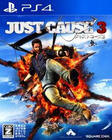 【中古】【18歳以上対象】ジャストコーズ3ソフト:プレイステーション4ソフト/アクション・ゲーム