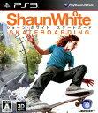 【中古】ショーン・ホワイト スケートボードソフト:プレイステーション3ソフト/スポーツ・ゲーム
