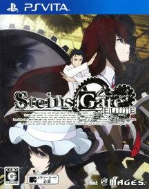 【中古】STEINS;GATE ELITEソフト:PSVitaソフト/恋愛青春・ゲーム