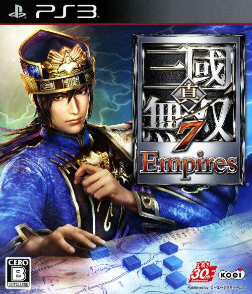 【中古】真・三國無双7 Empiresソフト:プレイステーション3ソフト/アクション・ゲーム