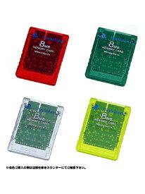 【中古】ソニー/中古PS2メモリーカード(8MB)各色周辺機器(メーカー純正)ソフト/その他・ゲーム