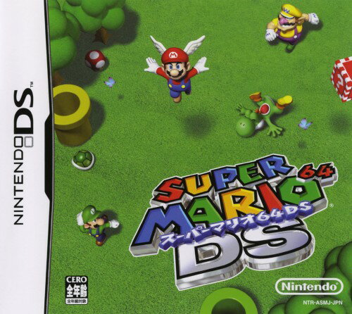 【中古】スーパーマリオ64 DS