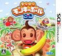 【中古】スーパーモンキーボール3Dソフト:ニンテンドー3DSソフト/アクション・ゲーム
