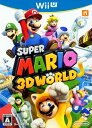 【中古】スーパーマリオ3Dワールドソフト:WiiUソフト/任天堂キャラクター・ゲーム