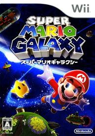 【中古】スーパーマリオギャラクシーソフト:Wiiソフト/任天堂キャラクター・ゲーム