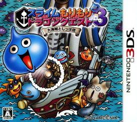 【中古】スライムもりもりドラゴンクエスト3 大海賊としっぽ団ソフト:ニンテンドー3DSソフト/アクション・ゲーム