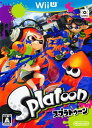 【中古】Splatoon(スプラトゥーン)ソフト:WiiUソフト/アクション・ゲーム