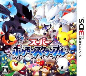 【中古】スーパーポケモンスクランブルソフト:ニンテンドー3DSソフト/任天堂キャラクター・ゲーム