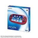 【中古】PlayStation Vita Wi−Fiモデル PCH−1000ZA03 コズミック・レッドPSVita ゲーム機本体