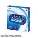 【中古・箱説なし・付属品なし・傷なし】PlayStation Vita Wi−Fiモデル PCH−1000ZA04 サファイア・ブルーPSVita ゲ…