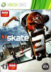 【中古】スケート3ソフト:Xbox360ソフト/スポーツ・ゲーム