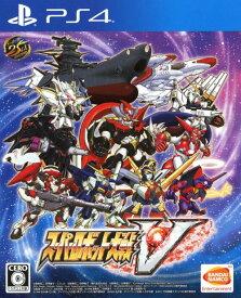 【中古】スーパーロボット大戦Vソフト:プレイステーション4ソフト/シミュレーション・ゲーム