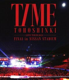 【中古】東方神起/LIVE TOUR 2013 TIME FINAL in… 【ブルーレイ】/東方神起ブルーレイ/映像その他音楽