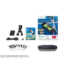 【中古・箱説あり・付属品あり・傷なし】PlayStation Vita スターターパック (同梱版)PSVita ゲーム機本体