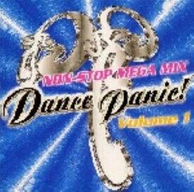 【中古】ダンス・パニック!Vol.1/オムニバスCDアルバム/洋楽クラブ/テクノ