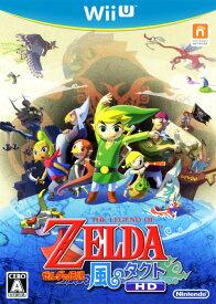 【中古】ゼルダの伝説 風のタクト HDソフト:WiiUソフト/任天堂キャラクター・ゲーム