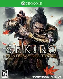 【中古】SEKIRO: SHADOWS DIE TWICEソフト:XboxOneソフト/アクション・ゲーム