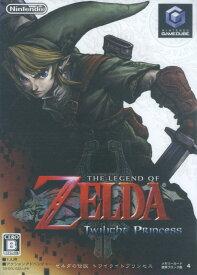 【中古】ゼルダの伝説 トワイライトプリンセスソフト:ゲームキューブソフト/任天堂キャラクター・ゲーム