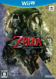 【中古】ゼルダの伝説 トワイライトプリンセス HDソフト:WiiUソフト/任天堂キャラクター・ゲーム