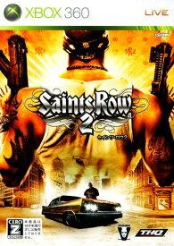 【中古】【18歳以上対象】Saints Row2ソフト:Xbox360ソフト/アクション・ゲーム