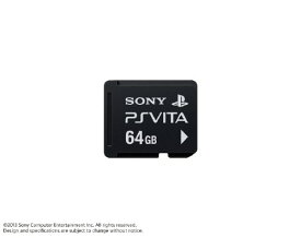 【中古】ソニー/メモリーカード 64GB周辺機器(メーカー純正)ソフト/その他・ゲーム