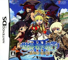 【中古】世界樹の迷宮3 星海の来訪者ソフト:ニンテンドーDSソフト/ロールプレイング・ゲーム