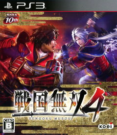 【中古】戦国無双4ソフト:プレイステーション3ソフト/アクション・ゲーム