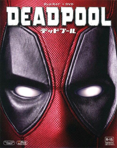 【中古】デッドプール Blu−ray&DVD <初回生産限定版>/ライアン・レイノルズブルーレイ/洋画SF