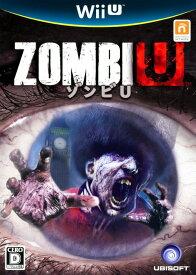 【中古】Zombi U (ゾンビU)ソフト:WiiUソフト/アクション・ゲーム