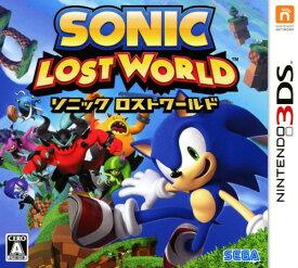 【中古】ソニック ロストワールドソフト:ニンテンドー3DSソフト/アクション・ゲーム