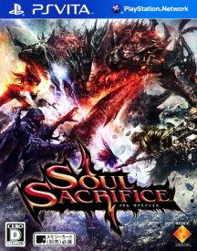 【中古】SOUL SACRIFICE(ソウル・サクリファイス)ソフト:PSVitaソフト/ハンティングアクション・ゲーム