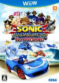 【中古】ソニック&オールスターレーシング TRANSFORMEDソフト:WiiUソフト/スポーツ・ゲーム