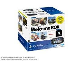 【中古・箱説あり・付属品あり・傷なし】PlayStation Vita Wi−Fiモデル Welcome BOX (限定版)PSVita ゲーム機本体