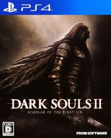 【中古】DARK SOULS2 SCHOLAR OF THE FIRST SINソフト:プレイステーション4ソフト/ロールプレイング・ゲーム
