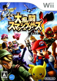 【中古】大乱闘スマッシュブラザーズXソフト:Wiiソフト/任天堂キャラクター・ゲーム