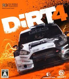 【中古】DiRT4ソフト:XboxOneソフト/スポーツ・ゲーム