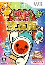 【中古】太鼓の達人Wii 決定版ソフト:Wiiソフト/リズムアクション・ゲーム