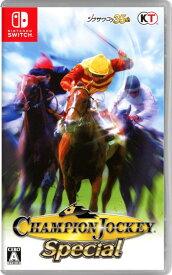 【中古】Champion Jockey Specialソフト:ニンテンドーSwitchソフト/スポーツ・ゲーム