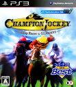 【中古】チャンピオンジョッキー:ギャロップレーサー&ジーワン ジョッキー コーエーテクモ the Bestソフト:プレイステーション3ソフト/スポーツ・ゲーム