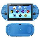 【新品】PlayStation Vita Wi−Fiモデル PCH−2000ZA23 アクア・ブルーPSVita ゲーム機本体