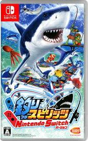 【中古】釣りスピリッツ Nintendo Switchバージョンソフト:ニンテンドーSwitchソフト/スポーツ・ゲーム