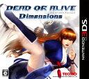 【中古】DEAD OR ALIVE Dimensionsソフト:ニンテンドー3DSソフト/アクション・ゲーム