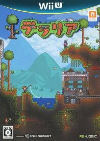 【中古】テラリアソフト:WiiUソフト/アクション・ゲーム