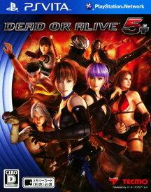 【中古】DEAD OR ALIVE5 Plusソフト:PSVitaソフト/アクション・ゲーム