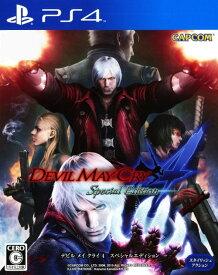 【中古】Devil May Cry4 Special Editionソフト:プレイステーション4ソフト/アクション・ゲーム