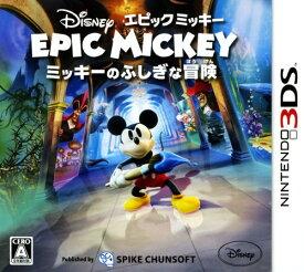 【中古】ディズニー エピックミッキー:ミッキーのふしぎな冒険ソフト:ニンテンドー3DSソフト/マンガアニメ・ゲーム