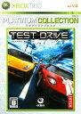 【中古】TEST DRIVE unlimited Xbox360 プラチナコレクション