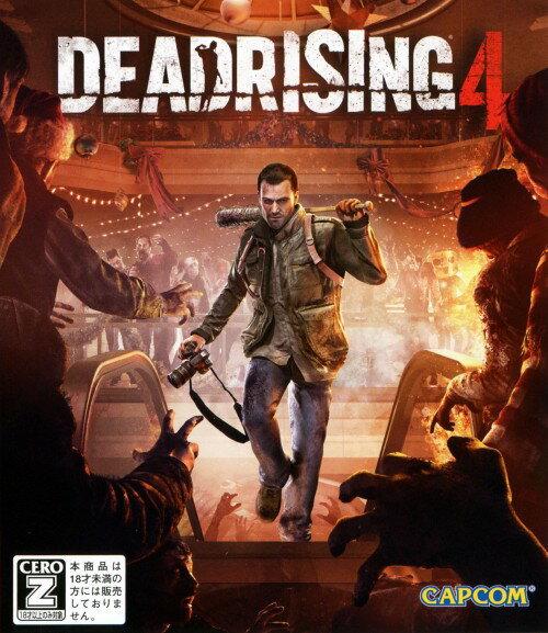 【マラソン中最大P28倍】【SOY受賞】【中古】【18歳以上対象】Dead Rising 4ソフト:XboxOneソフト/アクション・ゲーム
