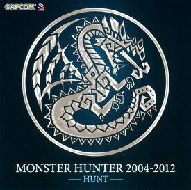 【中古】MONSTER HUNTER 2004−2012[HUNT]/ゲームミュージックCDアルバム/アニメ