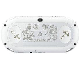 【中古・箱説なし・付属品なし・傷なし】PlayStation Vita Minecraft Special Edition Bundle (同梱版)PSVita ゲーム機本体